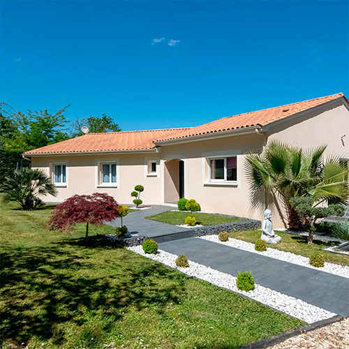Reportage immobilier